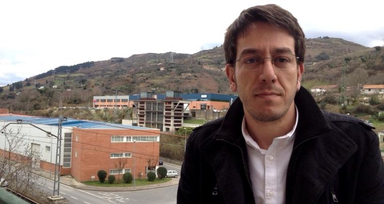 Óscar Salicio.