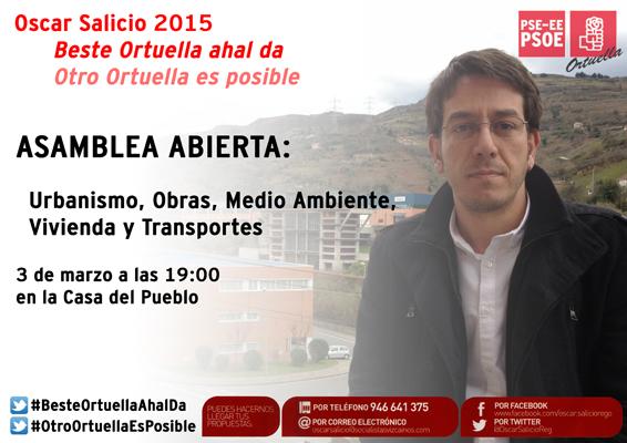 Asamblea Abierta 2015-03-03